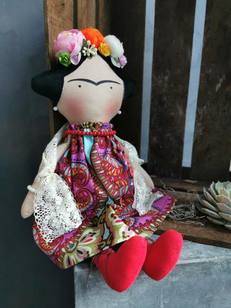 Doll Frida