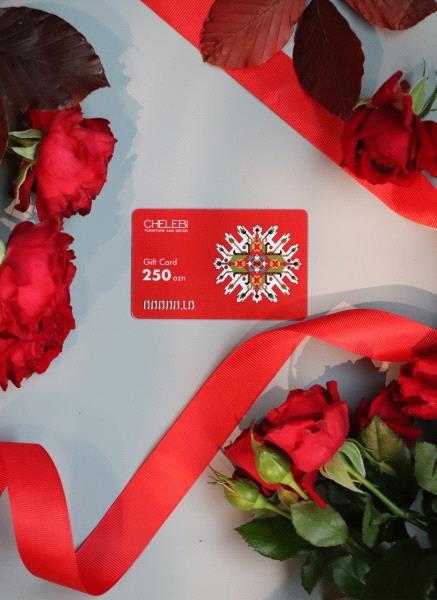 CHELEBI 250 AZN