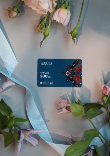 CHELEBI 500 AZN