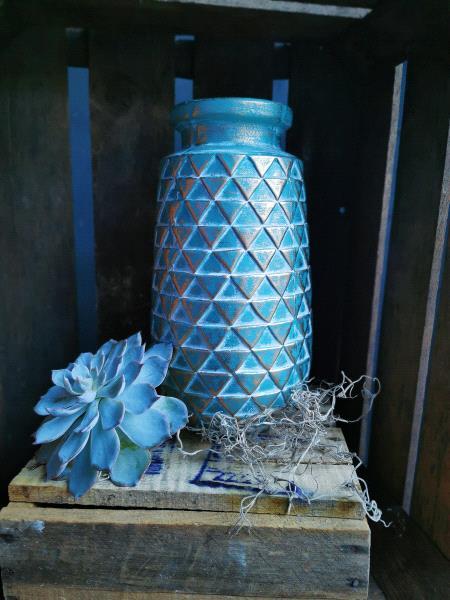 Keramik vaza